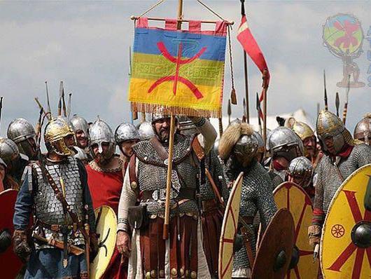 amazigh et je suis fiért