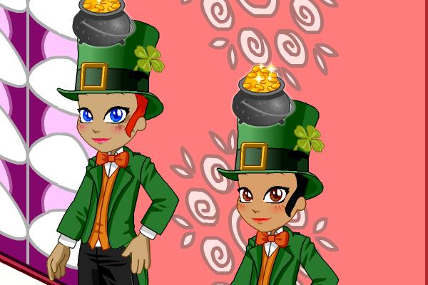 Bonne St-Patrick a tous ! + les réponse au quizz de st patrick 2015 !!