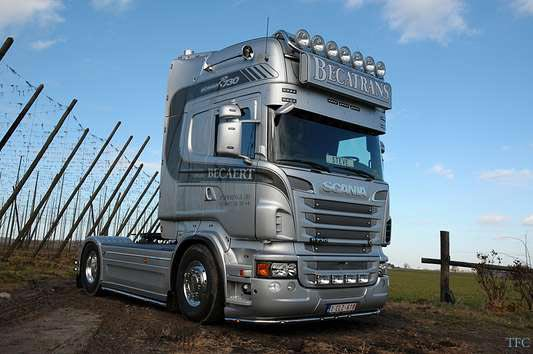 SCANIA R730 BECATRANS (B)
