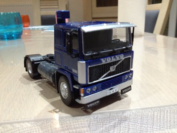 VOLVO F10 TRANSPORTS COTTO  #MARCO