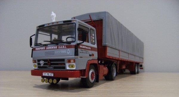BERLIET TR280 TRANSPORTS LAURENTAIS