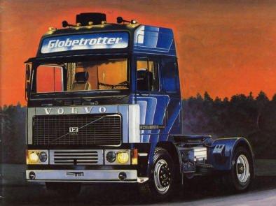 VOLVO F1225 GLOBETROTTER