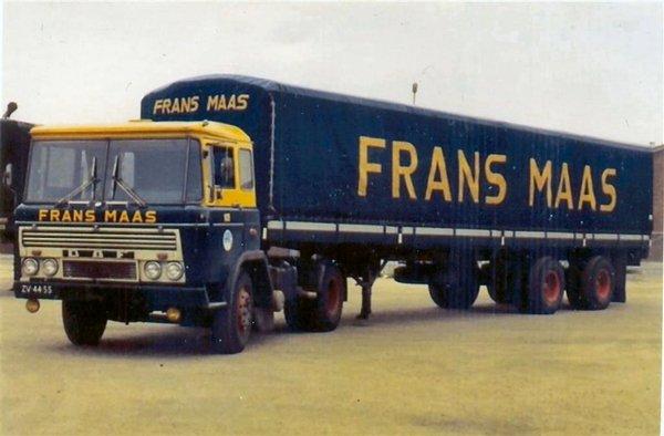 DAF 2600  FRANS MAAS
