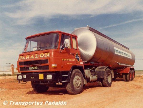 BARREIROS 42/38T  PANALON