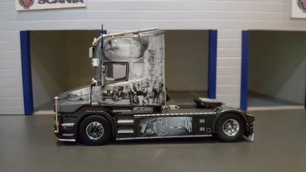 SCANIA T  S.T.M