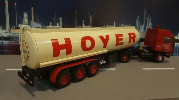 VOLVO F12 GLOBETROTTER  CITERNE HOYER