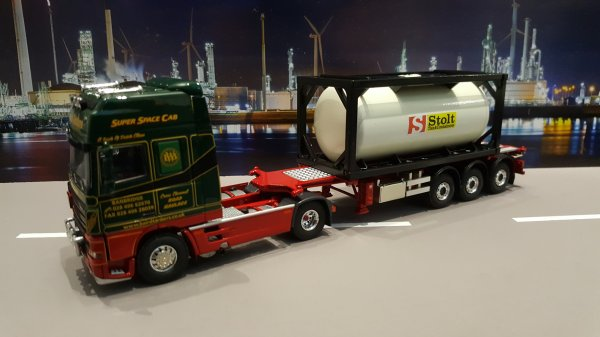 DAF XF95 SSC  BAIRD BROTHERS TRANSPORT
