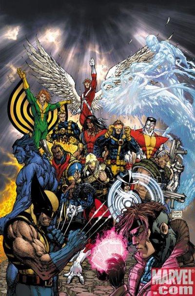 Que sont les X-Men?!?