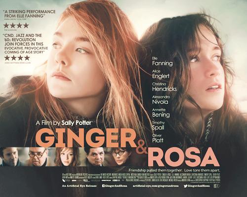 Ginger & Rosa - Le film