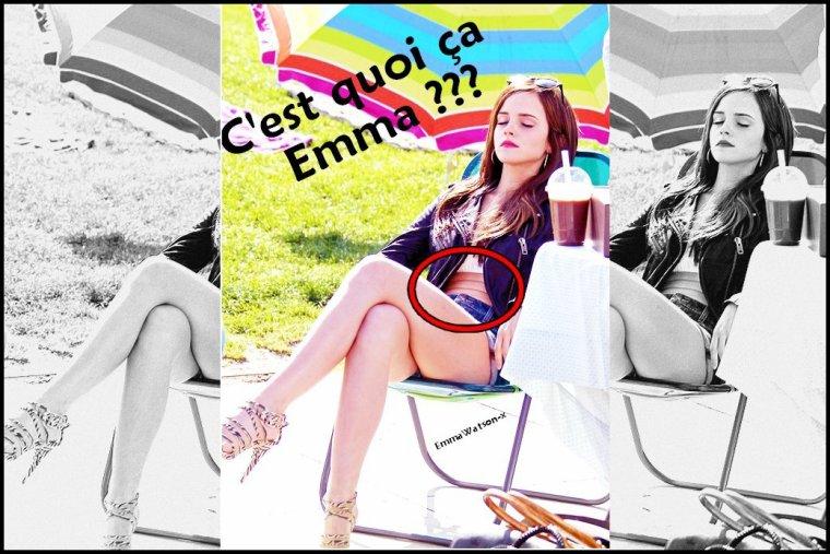 Petites news : Rapport de Emma au festival Coachella & zoom sur sa tenue !