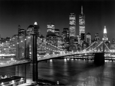 New York, Paris ....