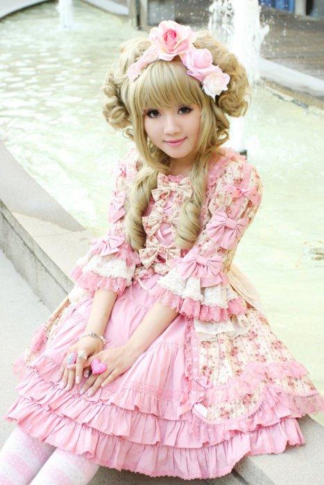 une lolita