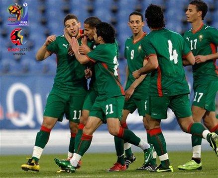 foot marocain et surtout les lions de l'atlas !!!