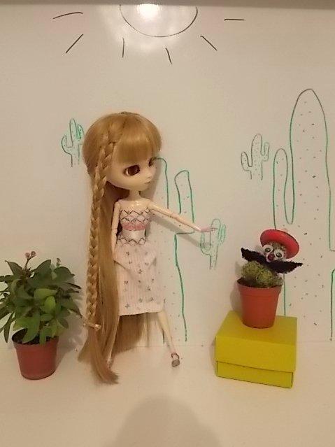 Mio et M. Cactus