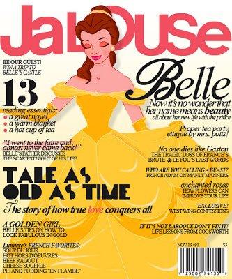 Belle dans Jalouse