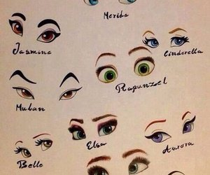yeux de princesses <3