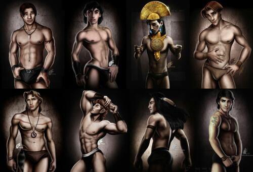 Princes sexy