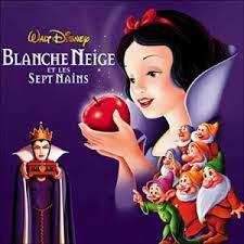 Blanche-Neige et les 7 nains!