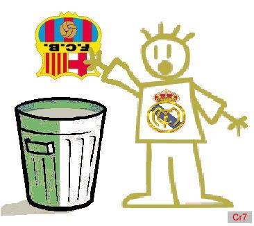 Cette image est pour les amateurs de Real Madrid ne