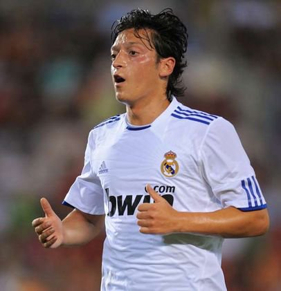 Massoud Özil