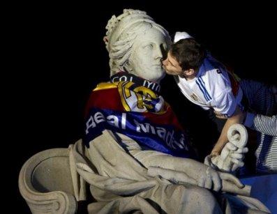 Casillas Constate le Saint-