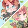 Duet America & Igirisu / AME☆RISU Maru kaite chikyu~ (2011)