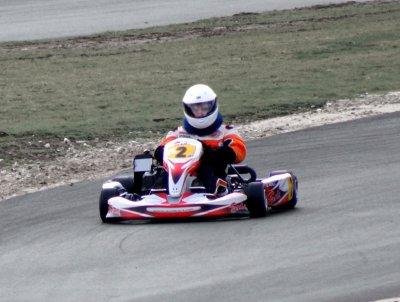 karting Rotax Max 125cm3