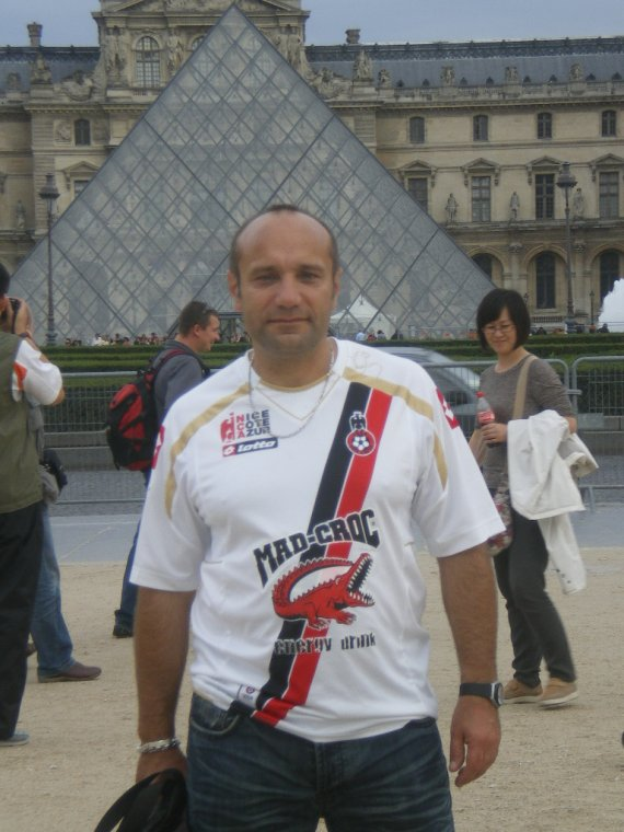 moi à Paris  le samedi 2 octobre 2010