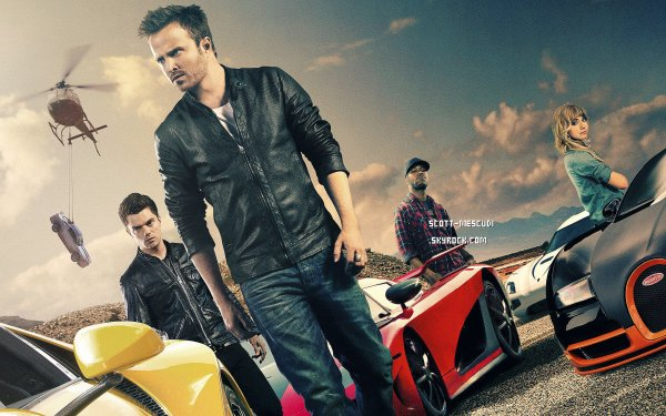 Need For Speed le film.