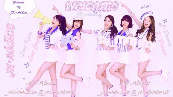 나는 나의 세계에 오신 것을 환영합니다 (naneun naui segye e osin geos-eul hwan-yeonghabnida)