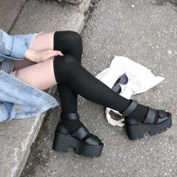 Honey, my heels are higher than your standards