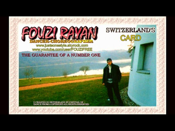 EXCLUSIVE: CARDS FOUZI RAYAN