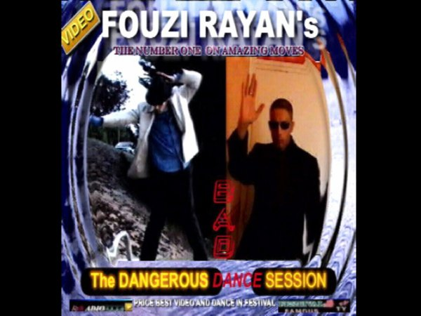 EXCLU:ANNONCE NEW VIDEO of FOUZI:THE DANGEROUS DANCE SESSION