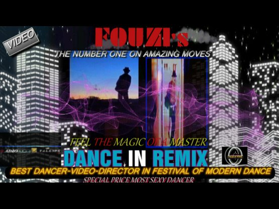 EXCLU: COMING SOON NEW VIDEO OF DANCE 2012 OF FOUZI