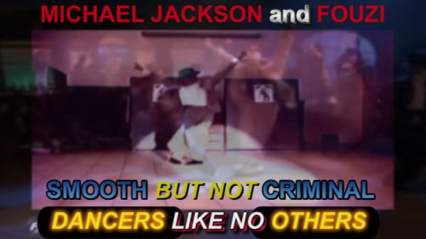 EXCLU:NEW VIDEO OF DANCE OF JUSTEONESTYLE ON MOONWALKER