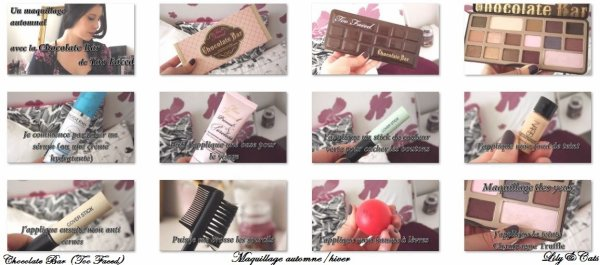 La Chocolate Bar de Too Faced