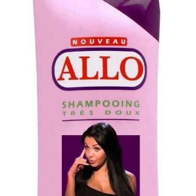 Allô, le shampoing By Nabila