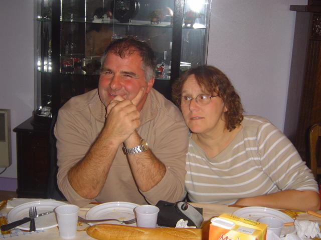 Martine et Yvon