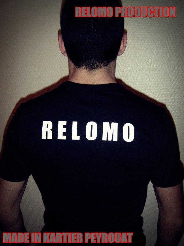 PRODUCTION RELOMO pas de bénef sur la vente des t-shirt HAHA tkt tte couleur sur commande