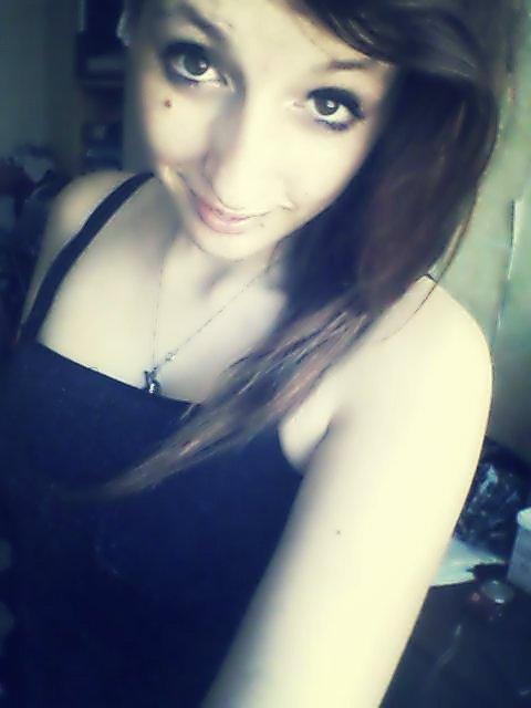 C'est fou comment un sourire peu vraiment tout caché..