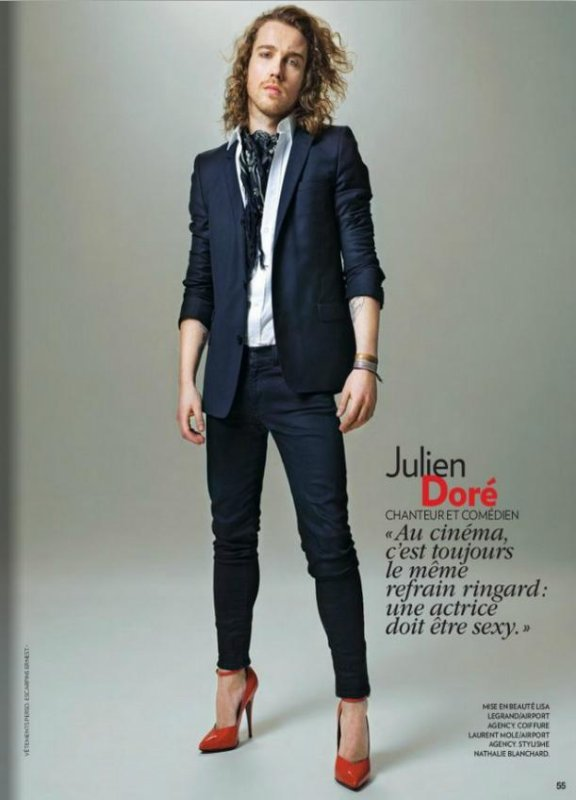 Marie Claire n°747 - Mars 2013