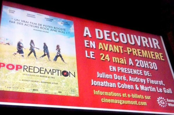 facebook officiel Pop Redemption