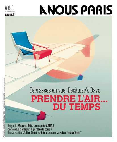 à Nous Paris n°610 du 3 au 9 juin 2013
