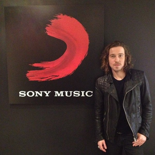 instagram Sony Music BE