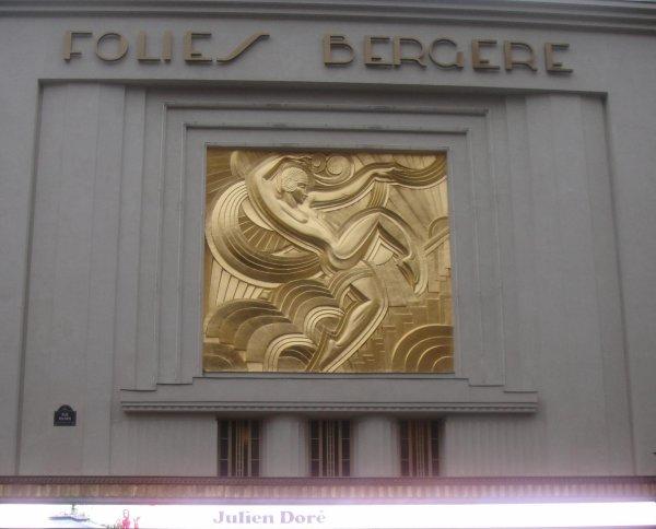 Folies Bergère, Paris