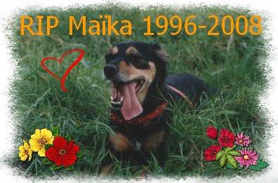12 ans, déjà, petite Maïka...