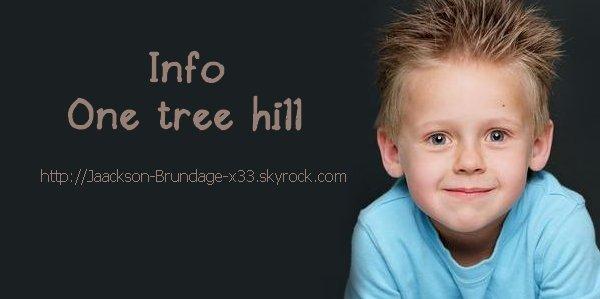 Info sur One tree hill et les autres acteurs de OTH :