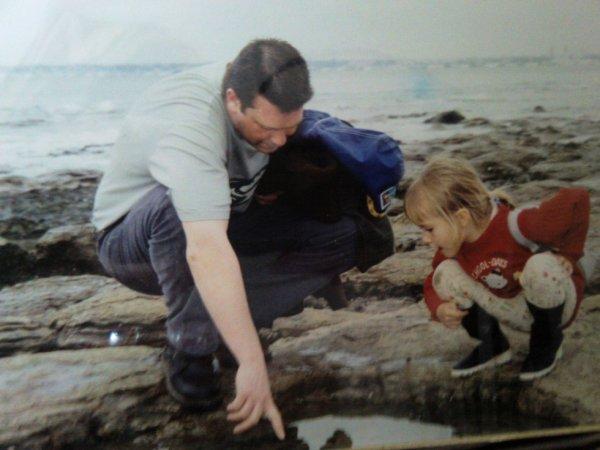 Mon Père etmoi ptitie