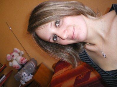 nouvelle coiffure!!!!
