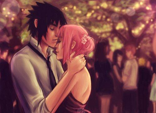 Sasuke Uchiha & Sakura Haruno